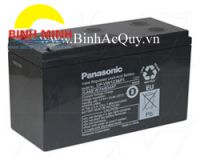 Ắc quy Panasonic UP-VW1236P1 (12V/6.6Ah)